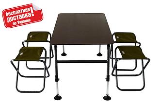 Комплект меблів складаний Novator SET-4 (100х60)