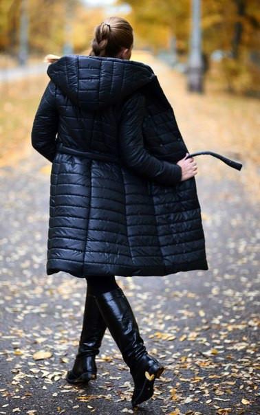 Женская длинная одежда