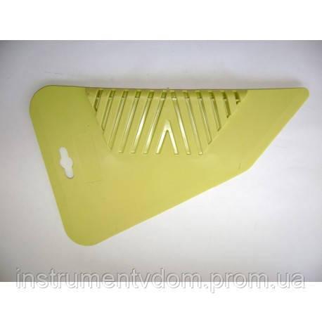 """Шпатель для обоев """"Крыло"""" из эластичного пластика (набор 10 шт)"""