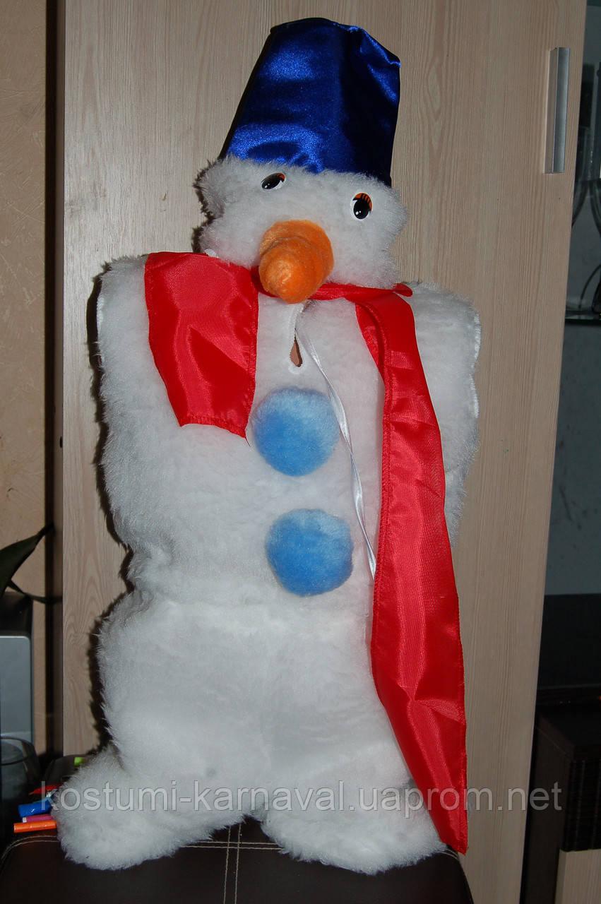 Снеговик Карнавальный костюм ,Новогодний костюм для ... - photo#35