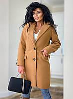 Женское модное кашемировое пальто