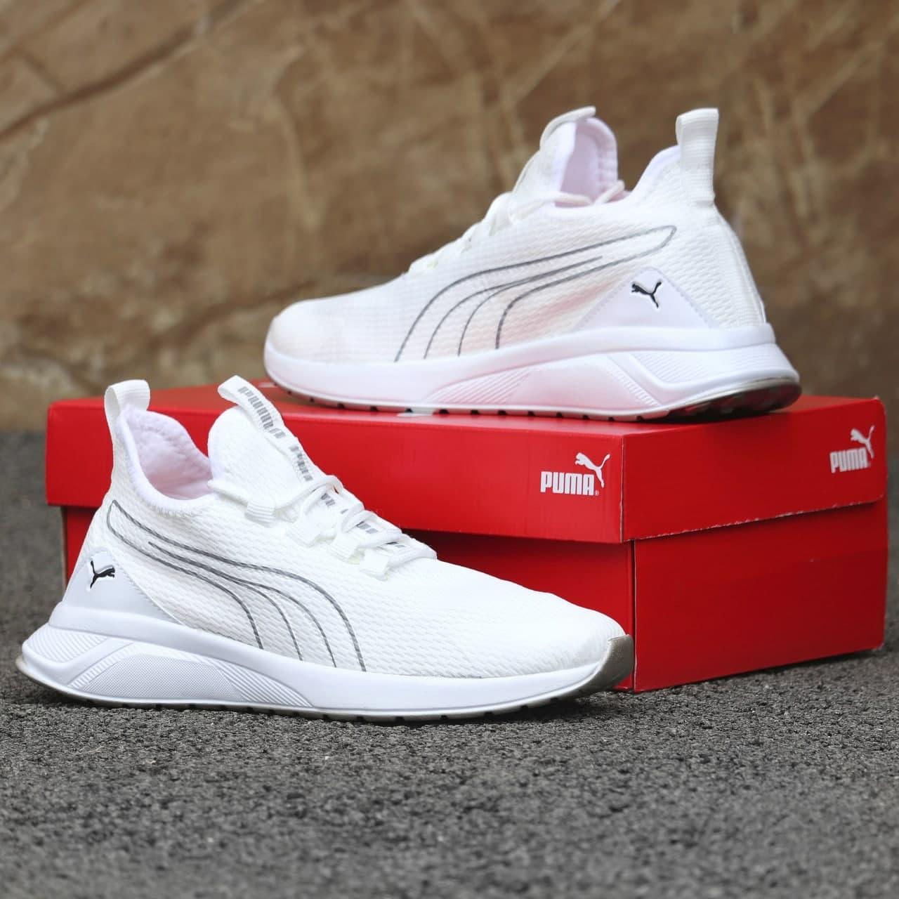 Мужские кроссовки Puma White
