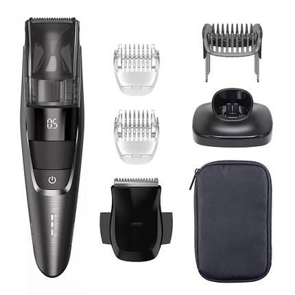 Триммер для бороды и усов Philips Beardtrimmer Series 7000 BT7520/15, фото 2