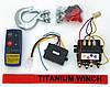 Лебедка электрическая Titanium Arctica 3500, фото 6