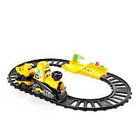 Железная дорога Funrise CAT для малышей (82489)