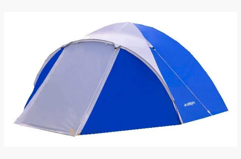 Намет 2-х місна Acamper ACCO2 синя - 3000мм. Н2О - 2,9 кг