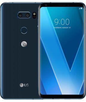 Смартфон LG V30+ 64GB Blue