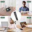 Подставка складная многофункциональная для телефона, ноутбука, планшета X02, фото 5