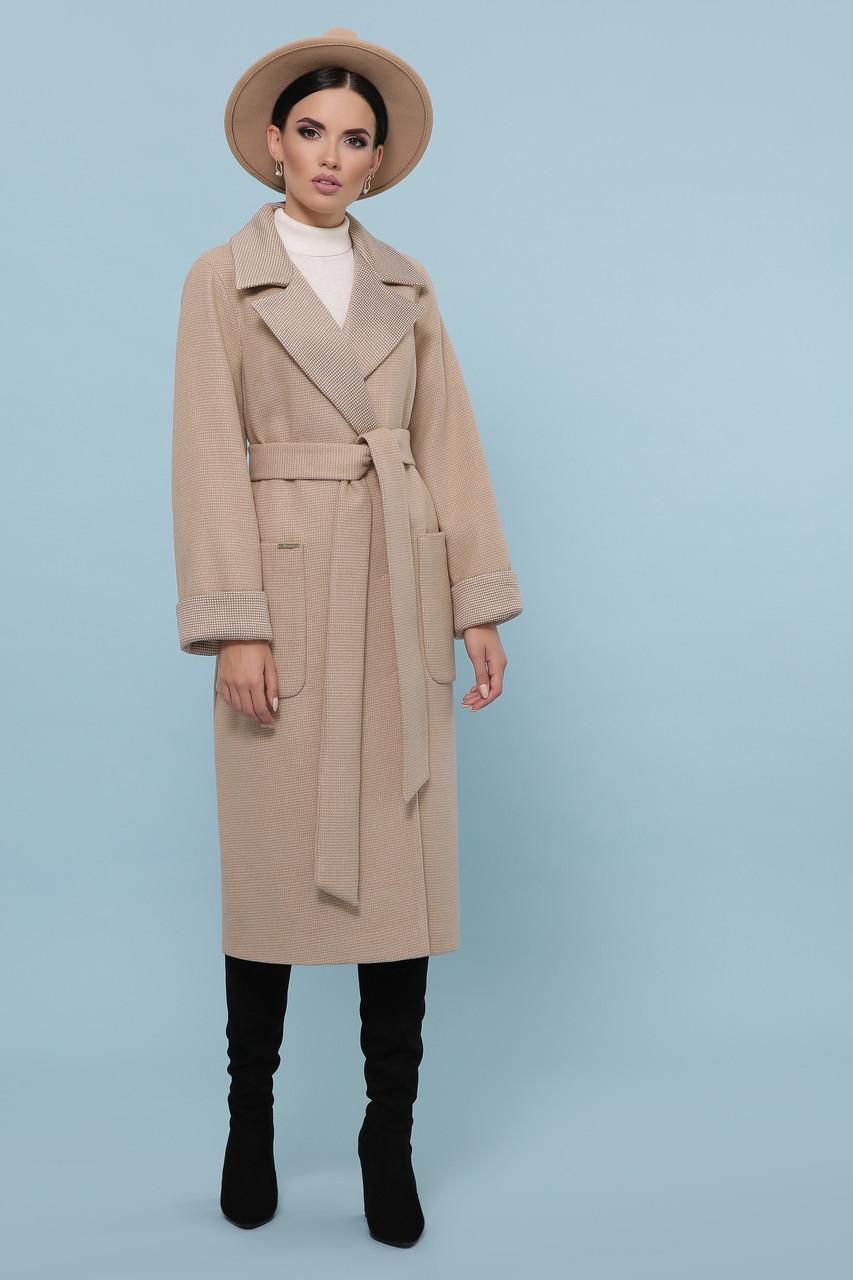 GLEM Пальто жіноче демісезонне П-347-110