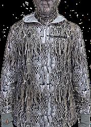 Футболка Kosadaka Ice Silk Sunblock XL, Сірий