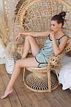 Жіночі домашні шовкові шорти Шелбі, фото 5