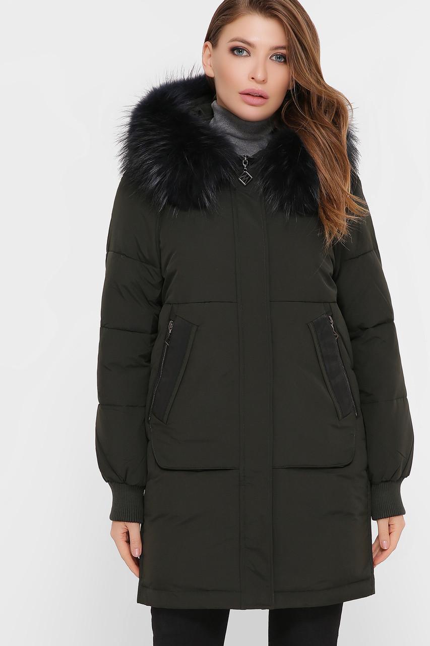 Куртка женская зимняя М-78