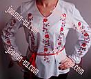 Красивая женская вышиванка Марина, фото 2