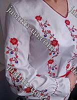 Красивая вышиванка для девочки , фото 1