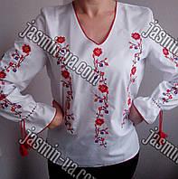 Красивая женская вышиванка Марина, фото 1