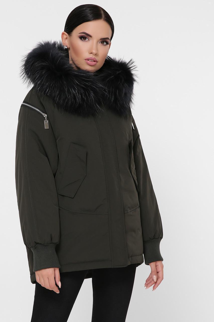 Куртка женская зимняя   М-74