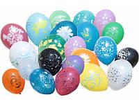 """Воздушные шарики12""""(30 см)Ассорти рисунки, фото 1"""