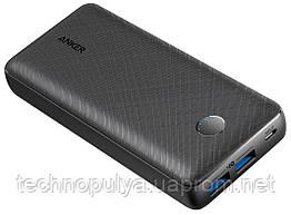 Портативное зарядное устройство Anker PowerCore Select 20000 mAh Black (6515508)