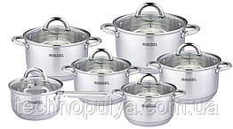 Набор посуды Ringel Hagen (12 предметов) (6533638)