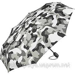 Зонт-мини Fare 5468 Серый камуфляж (1205)