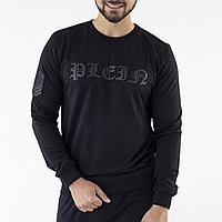 Мужской свитшот Philipp Plein черный