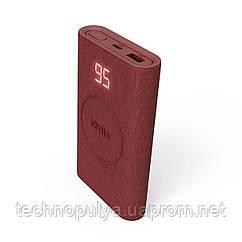 Внешний аккумулятор iOttie iON Wireless Go Power Bank 10000 mAh Red (CHWRIO106RD)