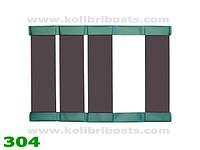 Пайол слань-килым КМ-330 коричневый