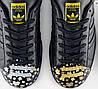 Кроссовки черные женские кожаные Adidas Superstar Pharrell Supershell Black