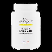 Маска альгинатная Beautyhall Enjoy gold