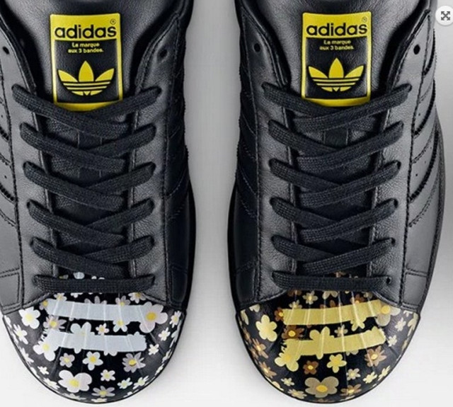 Кроссовки женские Adidas Superstar Supercolor Pharrell Williams