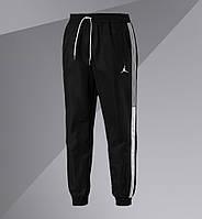 Спортивные штаны Jordan (Черные)