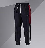 Спортивные штаны Jordan (Темно-синие)