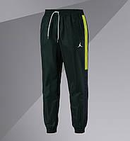 Спортивные штаны Jordan (Зеленые)