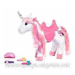 Интерактивная игрушка Zapf Creation Baby Born Сказочный единорог (828854)