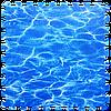 Підлога пазл - модульне підлогове покриття 600x600x10мм океан