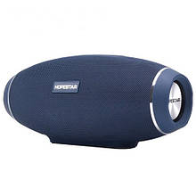 Bluetooth-колонка HOPESTAR-H20X StrongPower c функцией speakerphone PowerBank dark blue