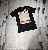 Футболка Playboy Plein Black