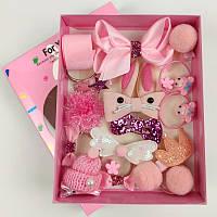 Аксесуари для волосся Princess Magic темно рожевий
