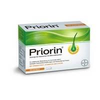 Препарат от выпадения волос - Приорин из Германии (PRIORIN), 120 капсул