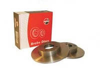 Тормозной диск Москвич 2141 FENOX automotive components