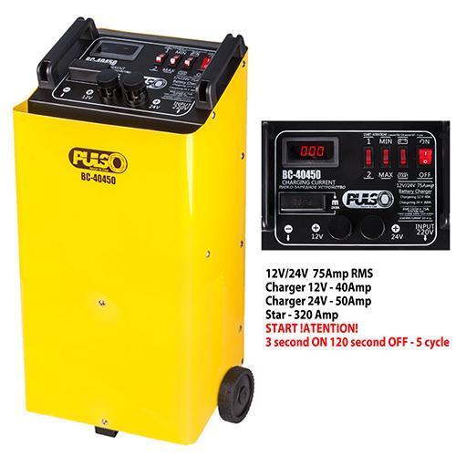 Пуско-зарядное устр-во PULSO BC-40450 12-24V/75A/Start-320A/цифр.индик. (BC-40450)