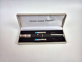 Лазерна указка L555 2ААА зелений Лазер