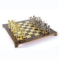 Шахматы подарочные Manopoulos Лучники 44 см