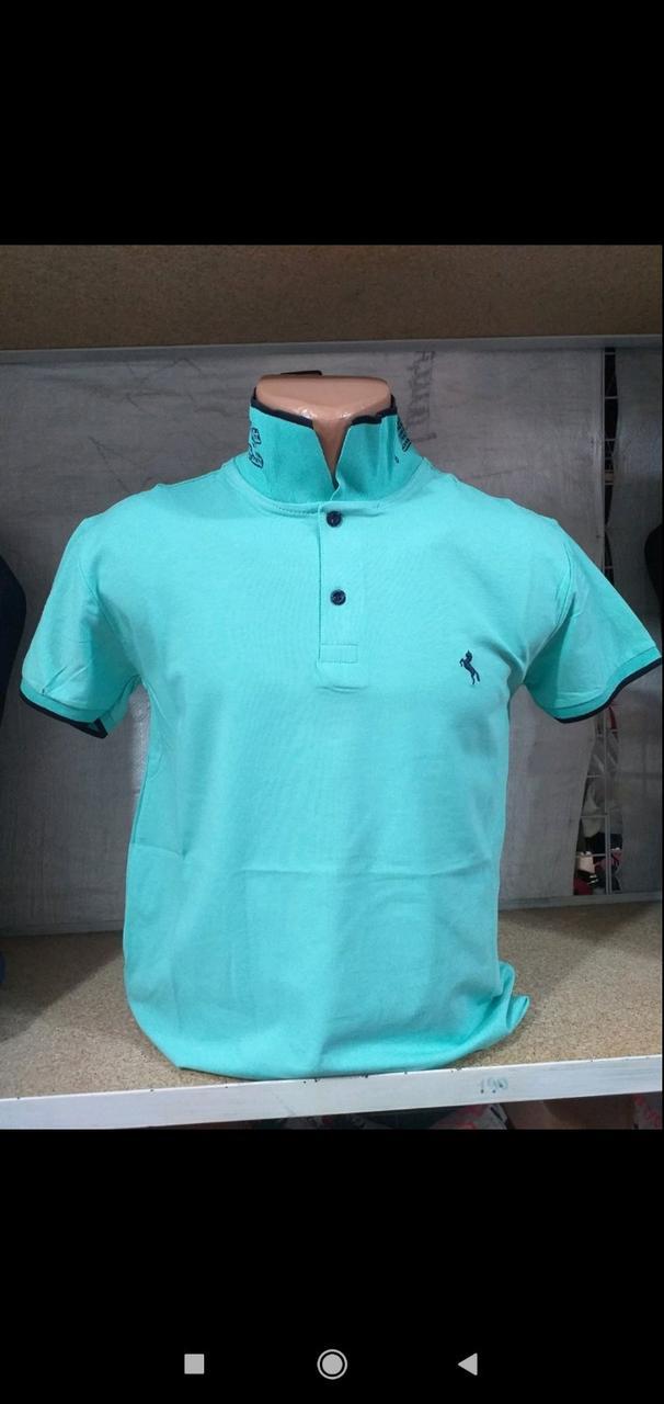 Мужские футболки Поло Бренды