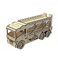 Автовоз-Трейлер «СD» для машинок HotWheels (PR12323)