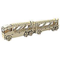 Автовоз-Трейлер с прицепом «СD» для машинок HotWheels (PR12324)