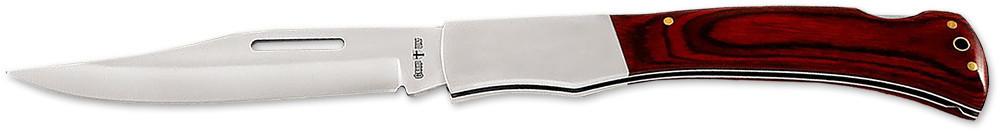 Нож складной 9011 (ср) с убирающимся клинком в рукоятку