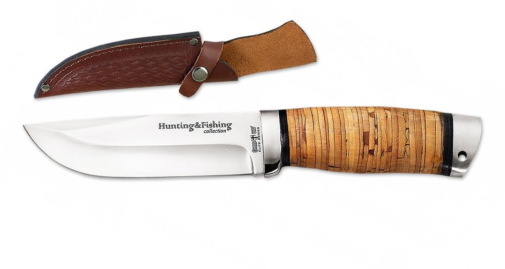 Ніж мисливський 2265 BLP (нескладною ніж для полювання) MHR /52-31