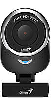 WEB-камера Genius QCam 6000 Full HD Black (32200002400)