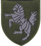 Шеврон 1 окрема Новгородська танкова бригада